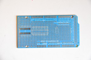 Figure 3. Mega prototyping shield